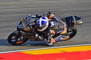 Гонка Moto3 Гран-При Арагона 2015 0708393