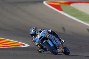 Гонка Moto3 Гран-При Арагона 2015 0708802