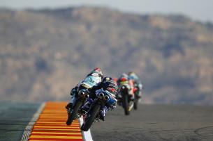 Гонка Moto3 Гран-При Арагона 2015 0708804