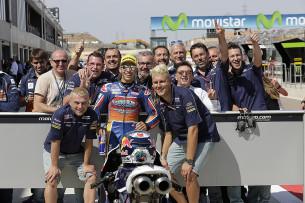 Гонка Moto3 Гран-При Арагона 2015 0708811