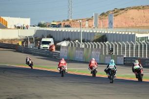 Гонка Moto3 Гран-При Арагона 2015 0708822