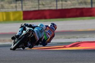 Гонка Moto3 Гран-При Арагона 2015 0708824