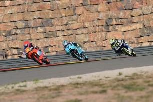 Гонка Moto3 Гран-При Арагона 2015 0708826