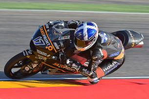 Гонка Moto3 Гран-При Арагона 2015 0708832