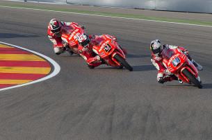 Гонка Moto3 Гран-При Арагона 2015 0708961