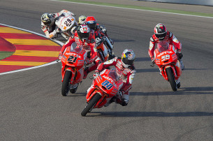 Гонка Moto3 Гран-При Арагона 2015 0708962