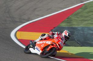 Гонка Moto3 Гран-При Арагона 2015 0708963