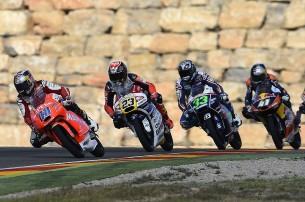 Гонка Moto3 Гран-При Арагона 2015 0709452