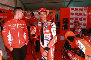 Гонка Moto3 Гран-При Арагона 2015 0709453