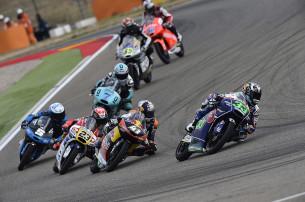Гонка Moto3 Гран-При Арагона 2015 0709461
