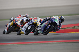 Гонка Moto3 Гран-При Арагона 2015 0709462