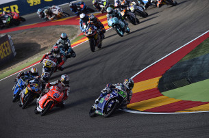 Гонка Moto3 Гран-При Арагона 2015 0709463