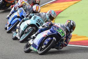 Гонка Moto3 Гран-При Арагона 2015 0709464