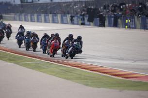 Гонка Moto3 Гран-При Арагона 2015 0709465