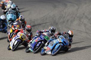 Гонка Moto3 Гран-При Арагона 2015 0709470