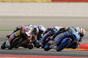 Гонка Moto3 Гран-При Арагона 2015 0709471