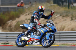 Гонка Moto3 Гран-При Арагона 2015 0709472