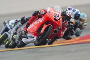 Гонка Moto3 Гран-При Арагона 2015 0709474