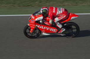 Гонка Moto3 Гран-При Арагона 2015 0709478