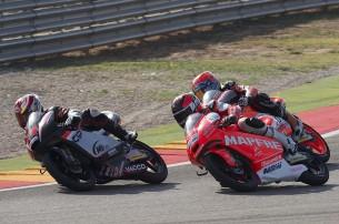 Гонка Moto3 Гран-При Арагона 2015 0709481