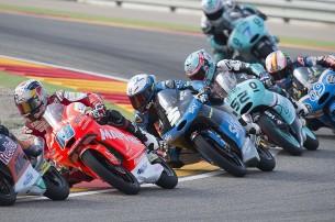 Гонка Moto3 Гран-При Арагона 2015 0709482