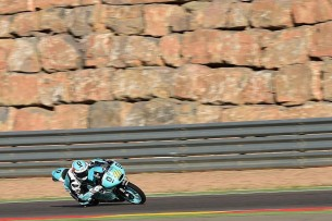 Гонка Moto3 Гран-При Арагона 2015 0709496
