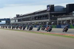 Гонка Moto3 Гран-При Арагона 2015 0709498