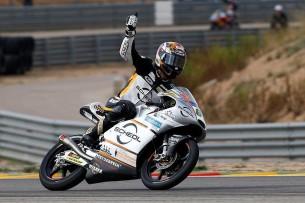 Гонка Moto3 Гран-При Арагона 2015 0709615