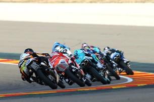 Гонка Moto3 Гран-При Арагона 2015 0709619