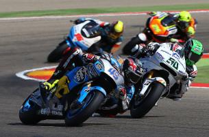 Гонка MotoGP Гран-При Арагона 2015 0709490