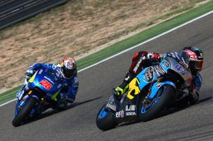Гонка MotoGP Гран-При Арагона 2015 0709491