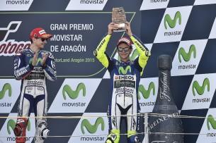 Гонка MotoGP Гран-При Арагона 2015 0709504