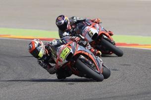 Гонка MotoGP Гран-При Арагона 2015 0709507