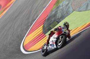 Гонка MotoGP Гран-При Арагона 2015 0709511