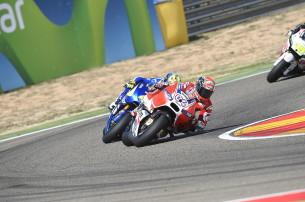Гонка MotoGP Гран-При Арагона 2015 0709512
