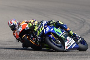 Гонка MotoGP Гран-При Арагона 2015 0709519