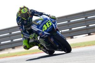 Гонка MotoGP Гран-При Арагона 2015 0709520