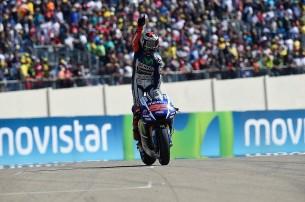 Гонка MotoGP Гран-При Арагона 2015 0709521