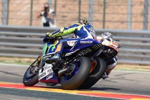 Гонка MotoGP Гран-При Арагона 2015 0709524