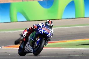 Гонка MotoGP Гран-При Арагона 2015 0709526