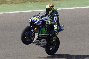 Гонка MotoGP Гран-При Арагона 2015 0709534