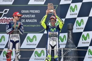 Гонка MotoGP Гран-При Арагона 2015 0709536