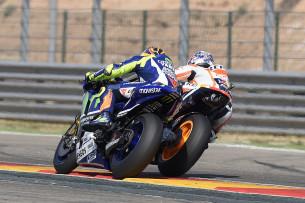 Гонка MotoGP Гран-При Арагона 2015 0709560