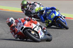 Гонка MotoGP Гран-При Арагона 2015 0709561