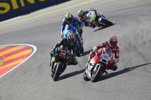 Гонка MotoGP Гран-При Арагона 2015 0709563