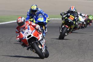 Гонка MotoGP Гран-При Арагона 2015 0709564