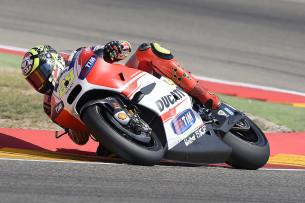 Гонка MotoGP Гран-При Арагона 2015 0709565