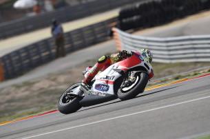 Гонка MotoGP Гран-При Арагона 2015 0709566