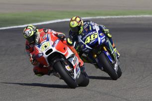 Гонка MotoGP Гран-При Арагона 2015 0709567