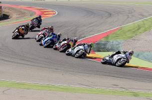 Гонка MotoGP Гран-При Арагона 2015 0709639